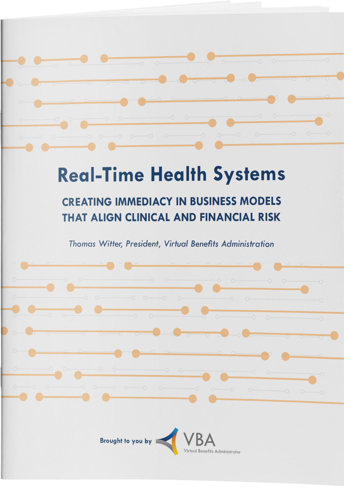 Real-Time Health Systems White Paper Cover